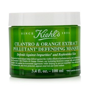 キールズ Cilantro & Orange Extract Pollutant Defending Masque  100ml/3.3oz