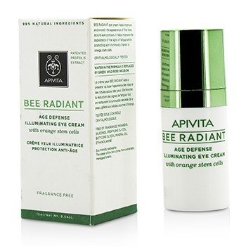 אפויטה Bee Radiant Age Defense Illuminating Eye Cream (Exp. Date: 06/2018)  15ml/0.54oz