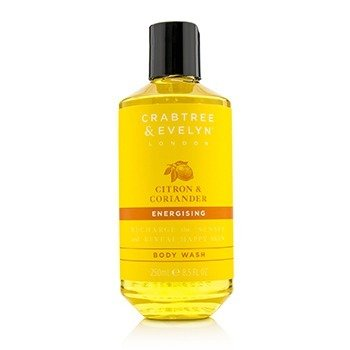 Crabtree & Evelyn Citron & Coriander Jabón Corporal Energizante  250ml/8.5oz
