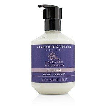 Crabtree & Evelyn Lavender & Espresso Terapia de Manos Calmante  250ml/8.64oz