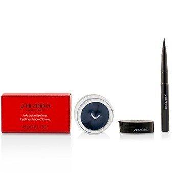 Shiseido قلم عيون Inkstroke - #BL603 Kon-ai Blue  4.5g/0.15oz