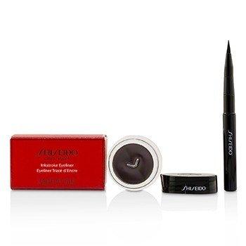Shiseido قلم عيون Inkstroke - #VI605 Nasubi Purple  4.5g/0.15oz
