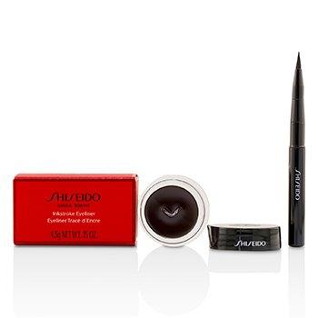 Shiseido قلم عيون Inkstroke - #BR606 Kuromitsu Brown  4.5g/0.15oz