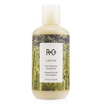 R+Co Cactus Texturizing Shampoo  177ml/6oz