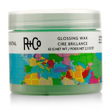 R+Co Continental Glossing Wax  62g/2.2oz