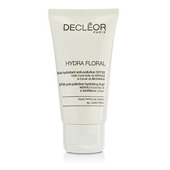 思妍丽  Hydra Floral Neroli & Moringa Anti-Pollution Hydrating Fluid SPF30 - Salon Product  50ml/1.7oz