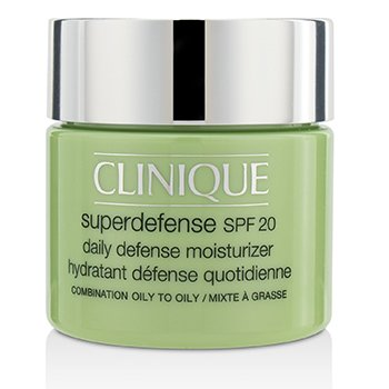 クリニーク Superdefense Daily Defense Moisturizer SPF 20 - Combination Oily to Oily (Limited Edition)  75ml/2.5oz