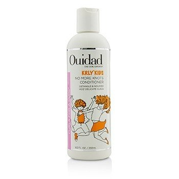 Ouidad Krly Kids No More Knots Conditioner (Curls For A Cure)  250ml/8.5oz