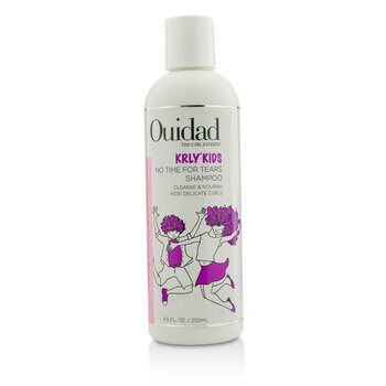Ouidad Krly Kids No Time For Tears Shampoo (Curls For A Cure)  250ml/8.5oz