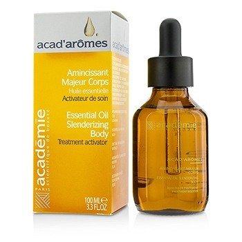 אקדמי Acad'Aromes Essential Oil Slenderizing Body  100ml/3.3oz