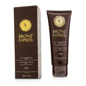 Academie Bronz' Express Gel Facial Con Tinte Auto-Bronceador  75ml/2.5oz