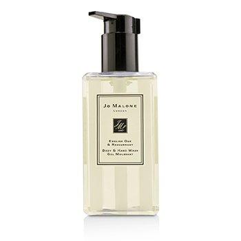 Jo Malone English Oak & Redcurrant Body & Hand Wash (With Pump)  250ml/8.5oz