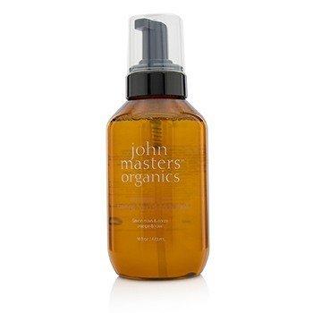 John Masters Organics Orange & Rose Foaming Hand & Body Wash  473ml/16oz