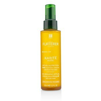 Rene Furterer Karite Nutri Nourishing Ritual Intense Nourishing Oil (Very Dry Hair)  100ml/3.3oz