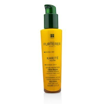 Rene Furterer Karite Nutri Nourishing Ritual Intense Nourishing Day Cream (Very Dry Hair)  100ml/3.3oz