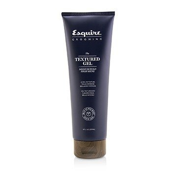 Esquire Grooming The Textured Gel (Medium Hold, High Shine)  237ml/8oz