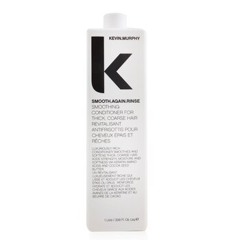 Kevin.Murphy Smooth.Again.Rinse (Smoothing Conditioner - For Thick, Coarse Hair)  1000ml/33.8oz