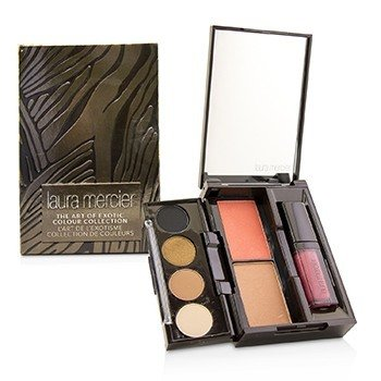 Laura Mercier The Art Of Exotic Colour Colección