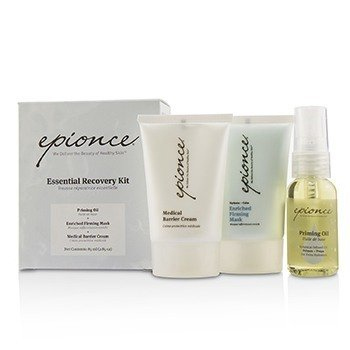 Epionce Essential Recovery Kit: Priming Oil 25ml + Enriched Firming Mask 30g + Medical Barrier Cream 30g  3pcs