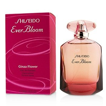 Shiseido Ever Bloom Ginza Flower Eau De Parfum Spray   50ml/1.7oz