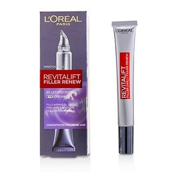 L'Oreal Revitalift Filler Renew Filler Precision Eye Cream  15ml/0.5oz