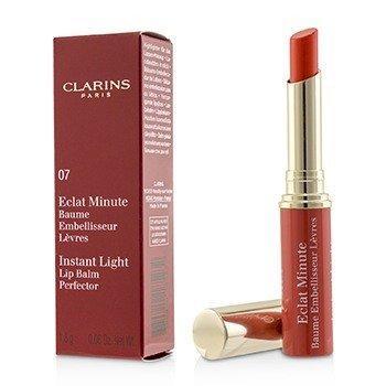 Clarins Eclat Minute Instant Light Lip Balm Perfector - # 07 Hot Pink  1.8g/0.06oz