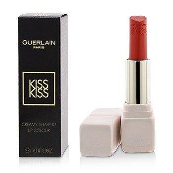 Guerlain KissKiss Creamy Shaping Lip Colour (KissKiss LoveLove) - # 574 Orange  3.5g/0.12oz