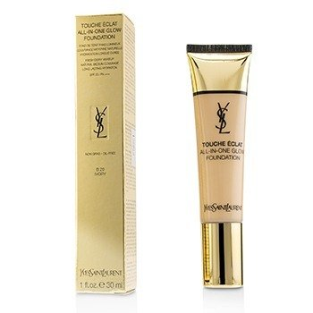 Yves Saint Laurent Touche Eclat All In One Glow Base SPF 23 - # B20 Ivory  30ml/1oz