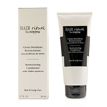 Sisley Hair Rituel by Sisley Restructuring Conditioner with Cotton Proteins  200ml/6.7oz
