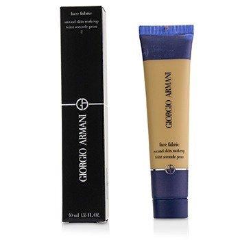 ジョルジオアルマーニ Face Fabric Second Skin Lightweight Foundation - # 2  40ml/1.35oz