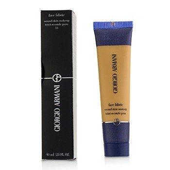 จีออร์จีโอ อาร์มานี่ Face Fabric Second Skin Lightweight Foundation - # 3.5  40ml/1.35oz