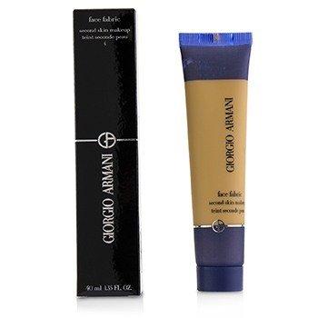 จีออร์จีโอ อาร์มานี่ Face Fabric Second Skin Lightweight Foundation - # 4  40ml/1.35oz