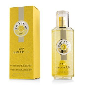 Roge & Gallet Eau Sublime Or Bois D'Orange Fresh Fragrant Water Spray  100ml/3.3oz
