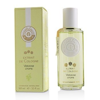Roger & Gallet Extrait De Cologne Verveine Utopie Spray  100ml/3.3oz