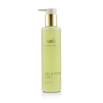 Babor CLEANSING Gel & Tonic 2 In 1  200ml/6.75oz
