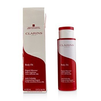 Clarins Body Fit Anti-Cellulite Contouring Expert (Box Slightly Damaged)  200ml/6.9oz