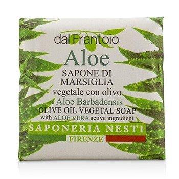 Nesti Dante Dal Frantoio Olive Oil Vegetal Soap - Aloe Vera  100g/3.5oz