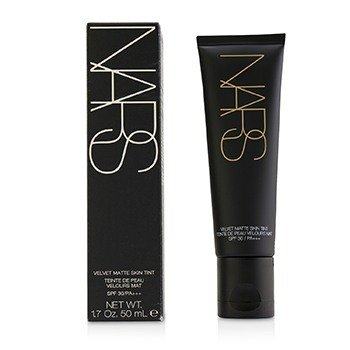 NARS Velvet Matte Skin Tint SPF30 - #Malaga (Medium/Dark 1)  50ml/1.7oz