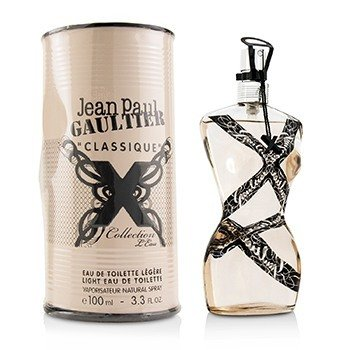Jean Paul Gaultier Classique X Collection L'Eau Light Eau De Toliette Spray (Packaging Slightly Damaged)  100ml/3.3oz