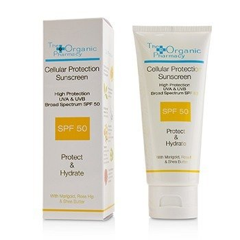 The Organic Pharmacy Cellular Protection Protector Solar SPF 50  100ml/3.4oz