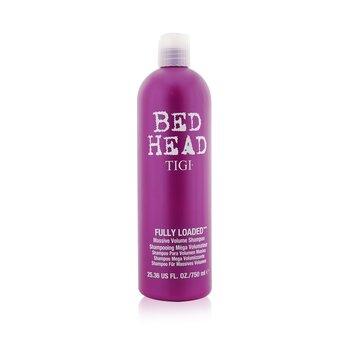 Tigi Bed Head Fully Loaded Massive Volume Shampoo  750ml/25.36oz