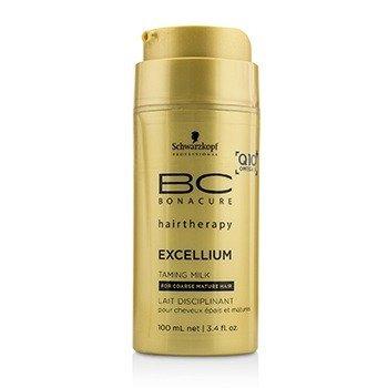 施華蔻  BC Excellium Q10+ Omega 3 Taming Milk (For Coarse Mature Hair)  100ml/3.4oz