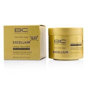 施華蔻  BC Excellium Q10+ Omega 3 Taming Treatment (For Coarse Mature Hair)  150ml/5.1oz