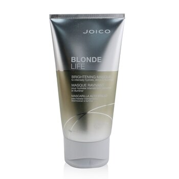 Joico Blonde Life Brightening Masque (To Intensely Hydrate, Detox & Illuminate)  150ml/5.1oz