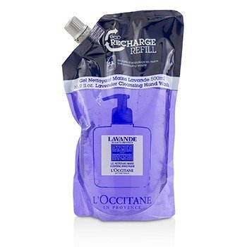 L'Occitane Lanvender Cleansing Hand Wash (Eco-Refill)  500ml/16.9oz