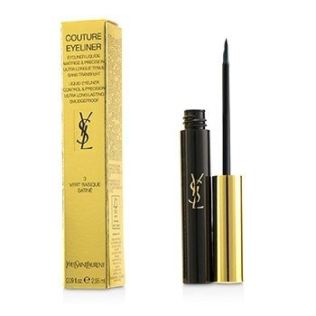 Yves Saint Laurent Couture Liquid Eyeliner - # 3 Vert Basique Satine  2.95ml/0.09oz
