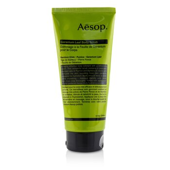Aesop Gommage Leaf Body Scrub  180ml/6.1oz