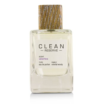 Clean Clean Velvet Flora Eau De Parfum Spray  100ml/3.4oz