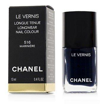 ชาแนล Le Vernis Longwear Nail Colour - # 516 Mariniere  13ml/0.4oz