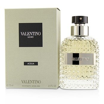 Valentino Valentino Uomo Acqua Eau De Toilette Spray  75ml/2.5oz